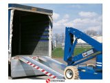 Фото  1 Погрузочная рампа SVELT 4,0 м (1600 кг) 2235984