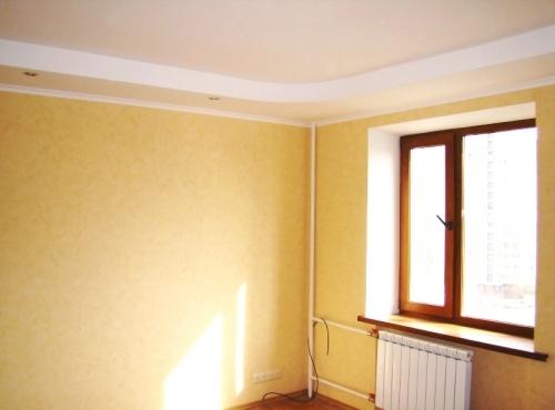 Поклейка обоев Ремонт квартир по доступным ценам
