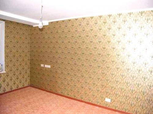 Поклейка обоев Шпаклевка стен и потолков