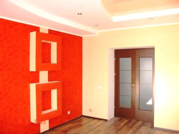 Поклейка обоев цена Стены, потолки, шпатлевка