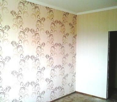 Поклейка обоев в Киеве Предлагаем качественные работы по оклейке стен и потолков