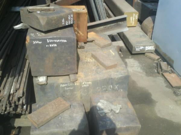 Поковка 5ХНМ (сталь инструментальная штамповая)