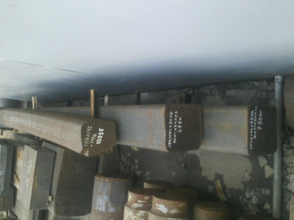 Поковки 4Х5МФС (сталь инструментальная штамповая)