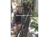 Фото  1 Ремонт балкона: покраска ограждений (перил) 2270806