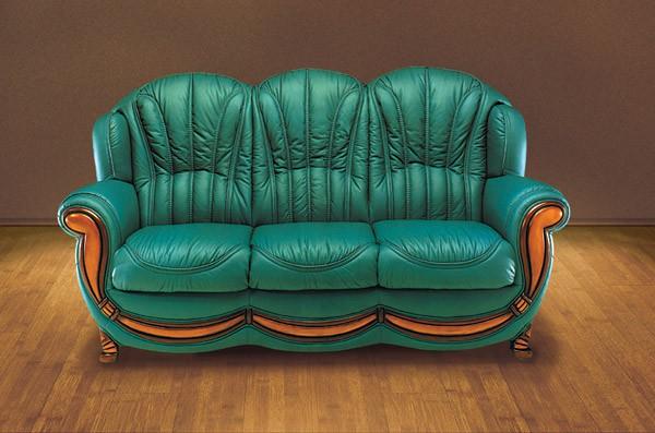 Покраска дивана (без ремонта повреждений)