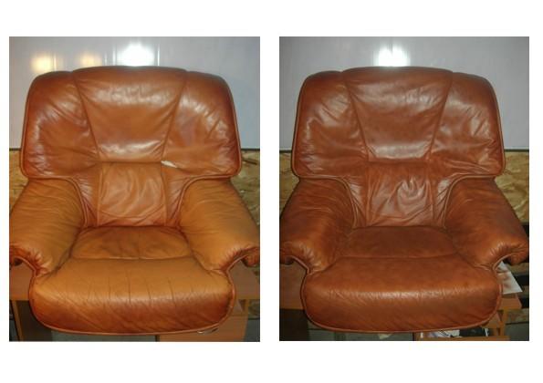 Покраска кресла (без ремонта повреждений)