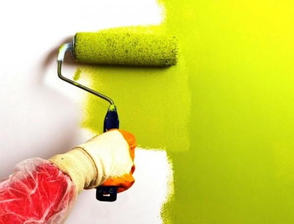 Покраска стен потолков Подготовим к покраске