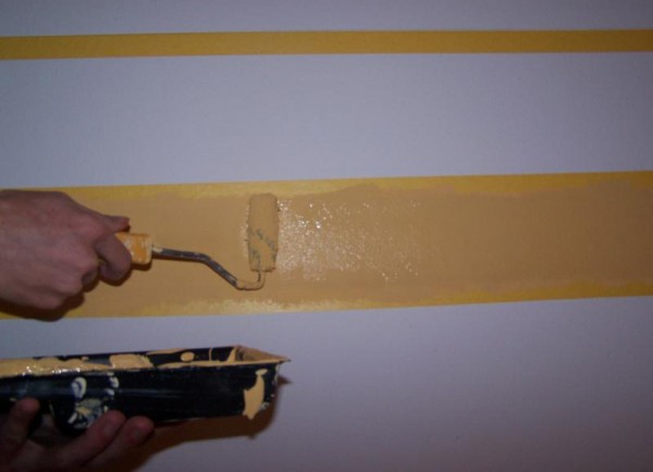 Покраска (внутрянка) м2 от 15грн 1 слой