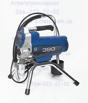 Покрасочный агрегат Graco KA-390