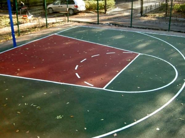 Покрытие для спортивных площадок Луганск