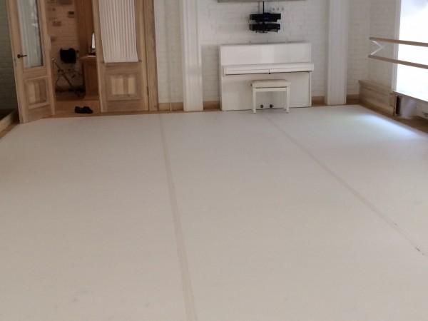 Покрытие для танцевального зала/тацевальный линолеум/линолеум для танцев/покрытие для балета