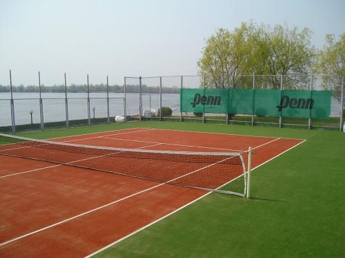 Покрытие для теннисного корта, искусственная трава для тенниса