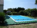 Покрытие вокруг бассейна 20 мм