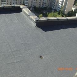 Покрівельні роботи - це роботи по влаштуванню покрівель будівель і споруд з покрівельних матеріалів.