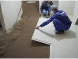 Фото  1 Цсп плита в толщине 24мм по насыпному основанию, размер листа 3200 х1200 х 12мм. 2058207
