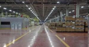 Полы бетонные - для промышленных и складских помещений. Армированные, обеспыленные
