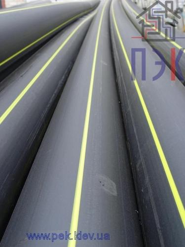 Полиэтиленовые трубы для газопровода SDR 17,6 (до 3 атм) d=50-400