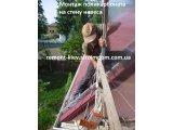 Фото  1 Монтаж поликарбоната на ограждение Киев 2138690