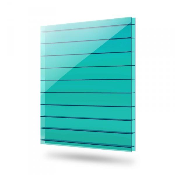 Поликарбонат сотовый 10 мм, цветной, ТМ Carboglass