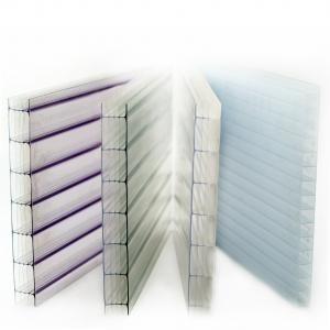 поликарбонат сотовый для теплицы толщина 4мм. прозрачный, отличное качество.