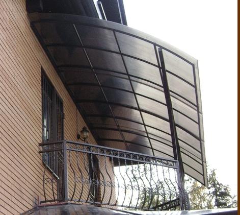 поликарбонат сотовый листы 2,1х6 метров