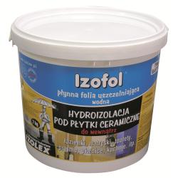 Полимерная гидроизоляционная мембрана под плитку Izofol Izolex (Изофоль, Изолекс)