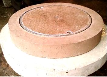 Полимерные (ПОЛИМЕРЖЕЛЕЗОБЕТОНН ЫЕ)канализационные люки Т(25тонн). Гарантия.