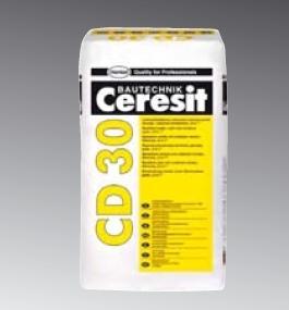 Полимерцементный адгезион. и антикорроз. р-р Ceresit CD 30-для антикор. защиты арматуры и адгезион. слоя при рем. ЖБК