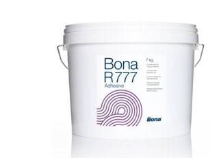 полиоретановый двухкомпонентный паркетный клей BONA R777