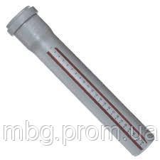 Полипропиленовая труба D40мм, L2000мм