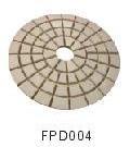 Полировальный флекс (черепашка) FPD004
