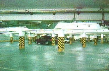 Полиуретанминерально е покрытие-по бетонным полам предприятий, производственных и складских помещений, автопаркингов.