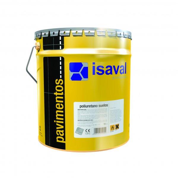 Фото  1 Полиуретановая двухкомпонентная краска для промышленных полов Дуэполь 4л до 24м2 (толщина слоя 70 мкн) 2081397