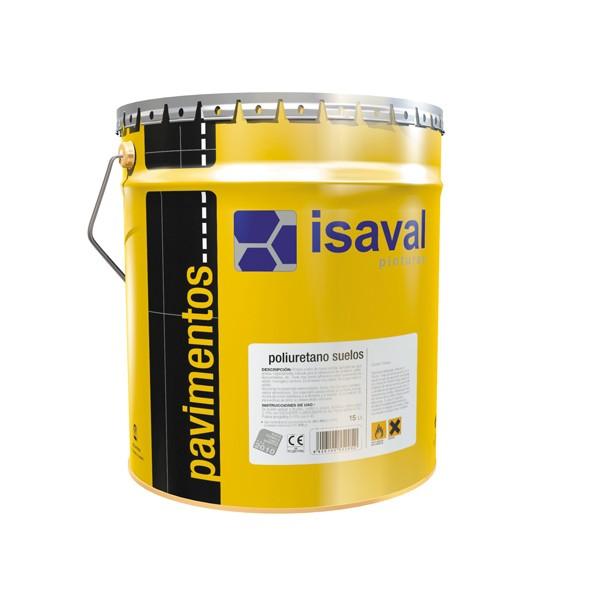 Полиуретановая двухкомпонентная краска для промышленных полов Дуэполь 16л до 96м2
