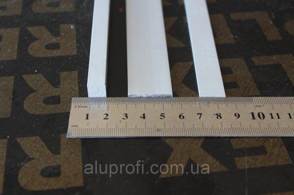 Фото  1 Смуга алюмінієва 20х4мм 2109520