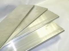 Полоса (шина) алюминиевая 10х100 мм. Есть в наличии другие размеры. Порезка, доставка по Украине.