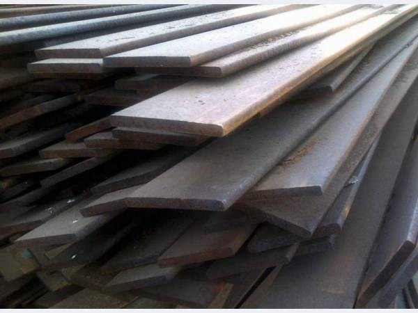 Полоса сталь у8а размер 80х500х1550 мм