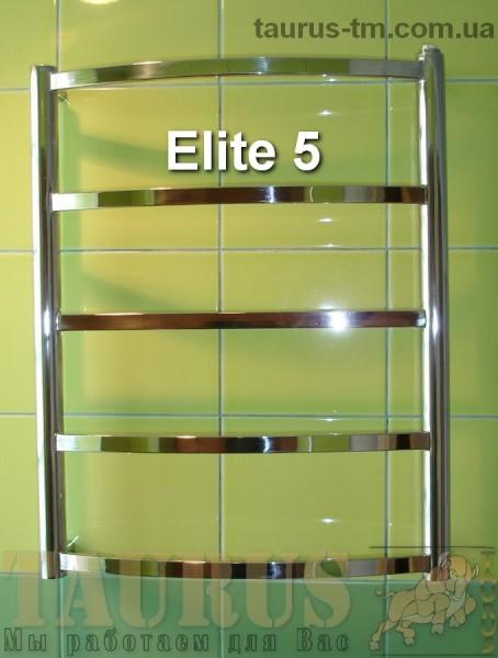 Полотенцесушилка в ванную комнату Elite 5 /500 . Комплектация электротэном. Доставка.
