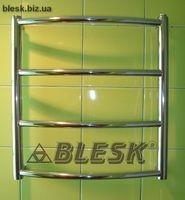 Полотенцесушитель Classic 4/500x400 из нержавеющей стали! Подключение: Нижнее, Универсальное (верх-низ), Боковое 1 1/2