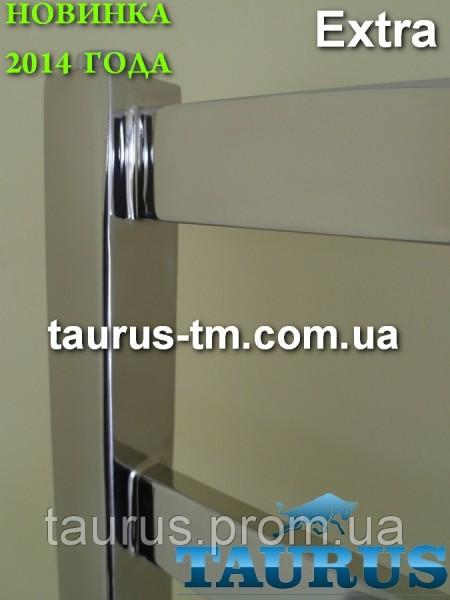Полотенцесушитель Extra 8 ширина 450 мм. Доставка по всей Украине