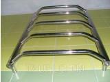 Полотенцесушитель из нержавеющей стали Standart 5 / 450 (550х450) Hижнее подключение, боковое полдюйма, дюйм. Доставка