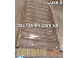 Полотенцесушитель Luxe 9 / 500 мм. изготовлен из нержавеющей стали. Высота 950 мм. Гарантия.