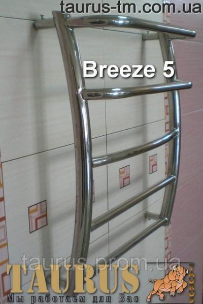 Полотенцесушители лесенка Breeze 5/2 размер 400 м