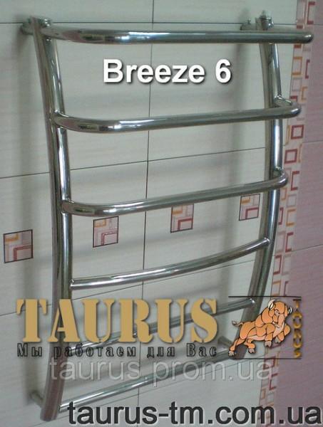 Полотенцесушители лесенка Breeze 6/2 размер 400 м
