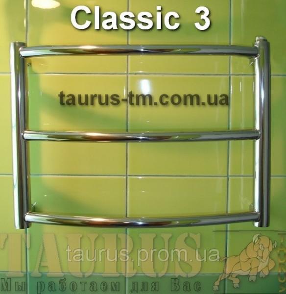 Полотенцесушители лесенка Classic 3, размером 450 мм