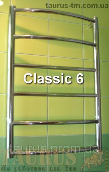 Полотенцесушители лесенка Classic 6 размером 450 мм