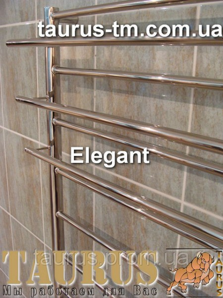 Полотенцесушители лесенка Elegant 12/3 размером 450 мм