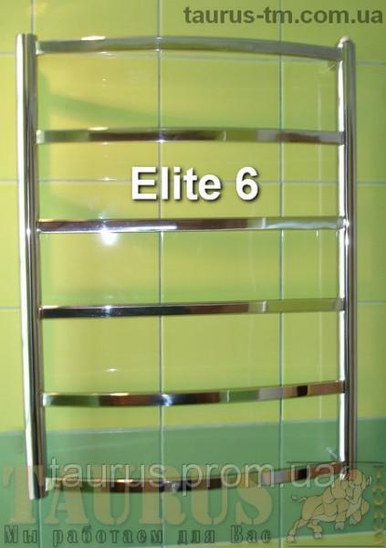 Полотенцесушители Лесенка Elite 6 размер 400 мм