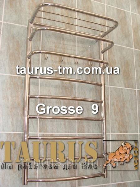 Полотенцесушители лесенка Gross 9/3 размером 400 мм
