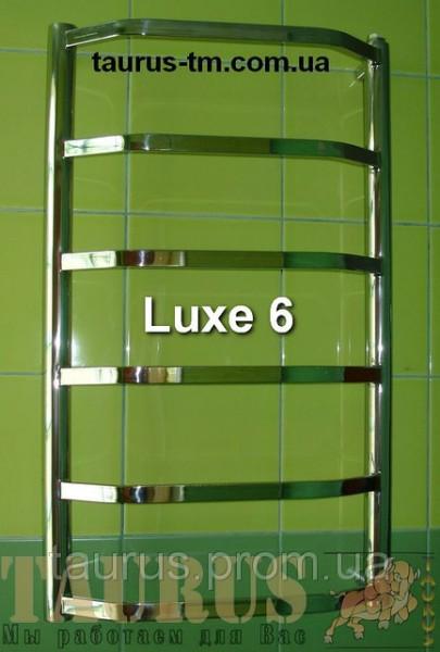 Полотенцесушители лесенка Luxe 6 размером 450 мм